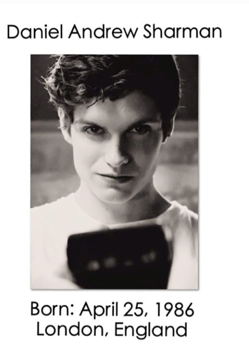 Forum on this topic: Inari Vachs, daniel-sharman-born-1986/
