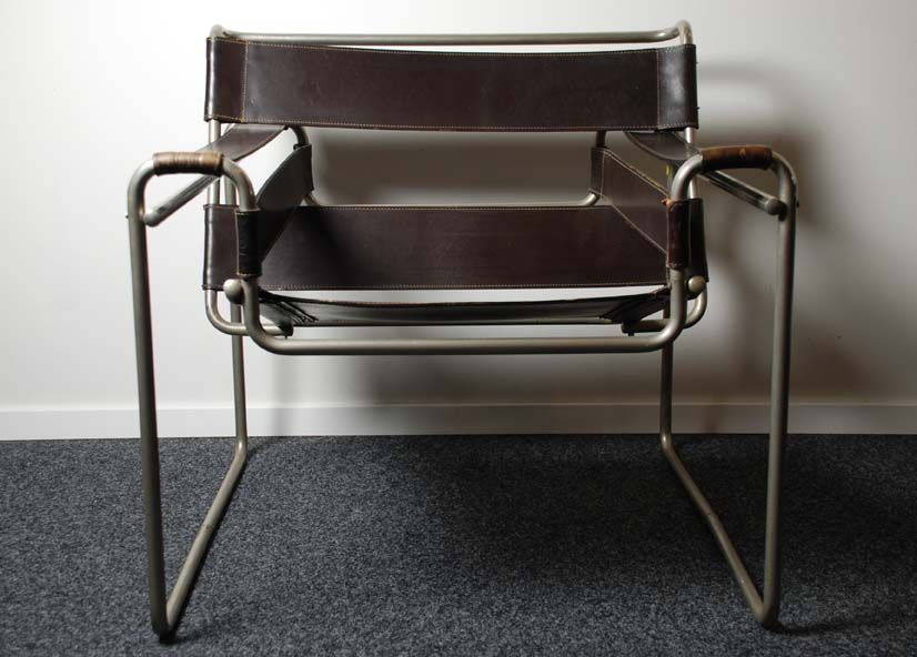 Wassily Sessel wassily sessel b3 marcel breuer 1925 product furniture