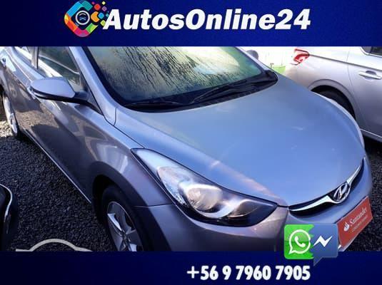 2013 Hyundai Elantra 1 6 Md Gls Auto Ac 2ab Abs Exterior Gris Colores Exteriores Y Autos