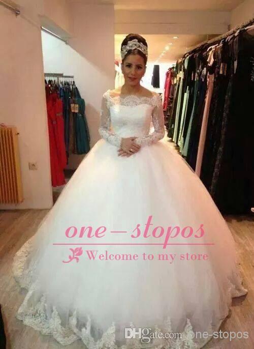 2014-fall-winter-ball-gown-wedding-dresses.jpg (500×686) | Wedding ...