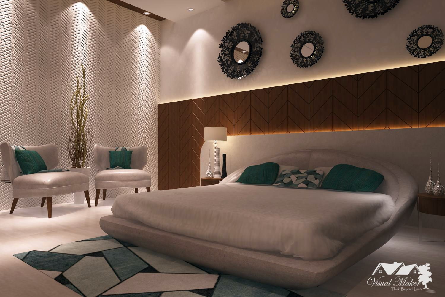 Master Bedroom Design in 8  Bedroom design, Master bedroom