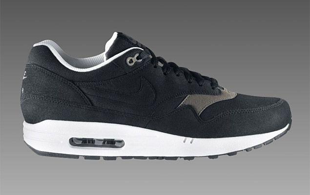 san francisco 3f024 9adf2 Black Smoke Nike Air Max 1