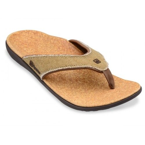 d10648a6ba69 Spenco Yumi Men s Sandals - Straw Java Cork (Pair) - Compression molded EVA  footbed. Spenco s proven TOTAL SUPPORT® contour. Deep Heel Cupping.
