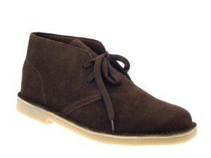 LD Outlet , Chaussures de ville à lacets pour garçon – Marron – Mid Brown, 7 UK