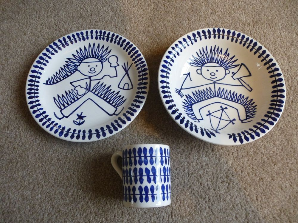 Rorstrand Goran Cup Bowl And Plate Sweden Other Stuff Studio