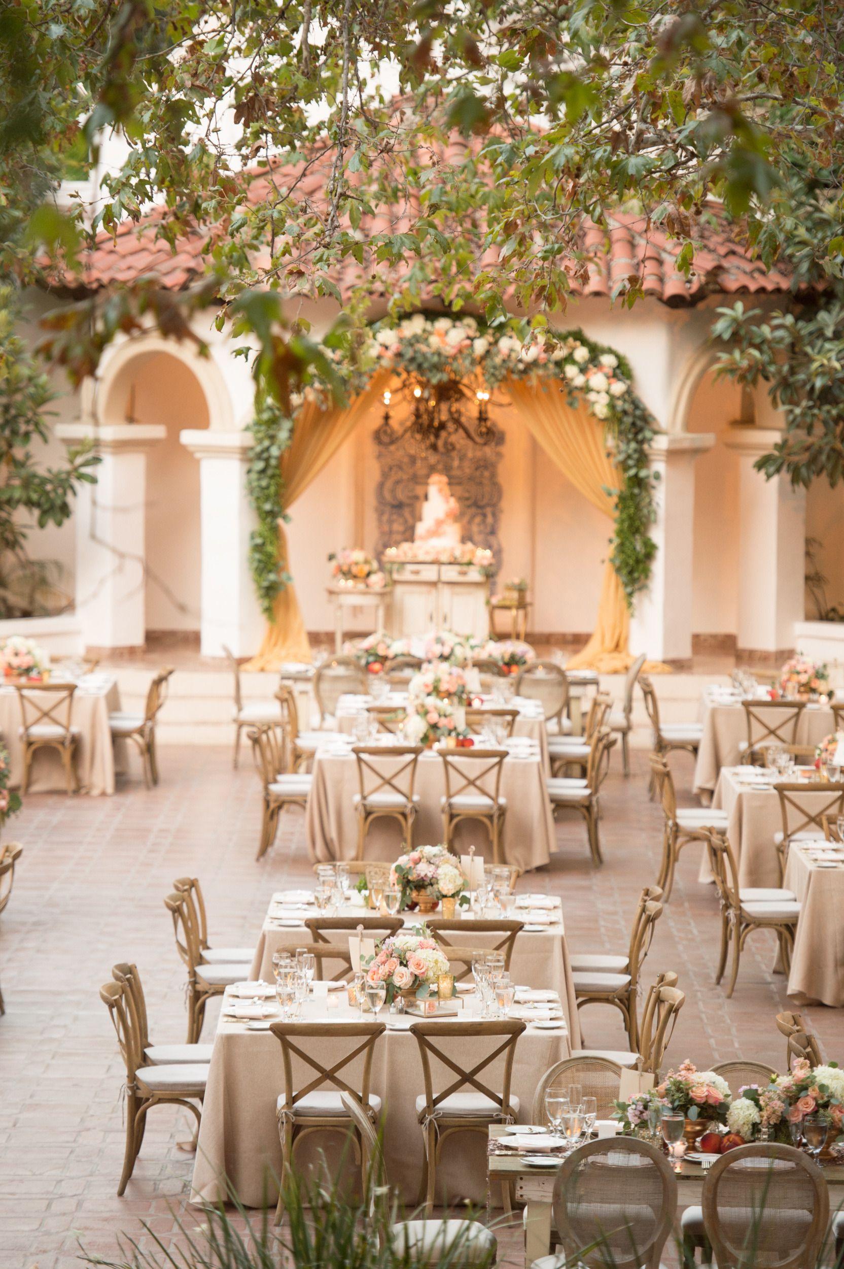 Romantic Rancho Las Lomas Summer Wedding in 2020