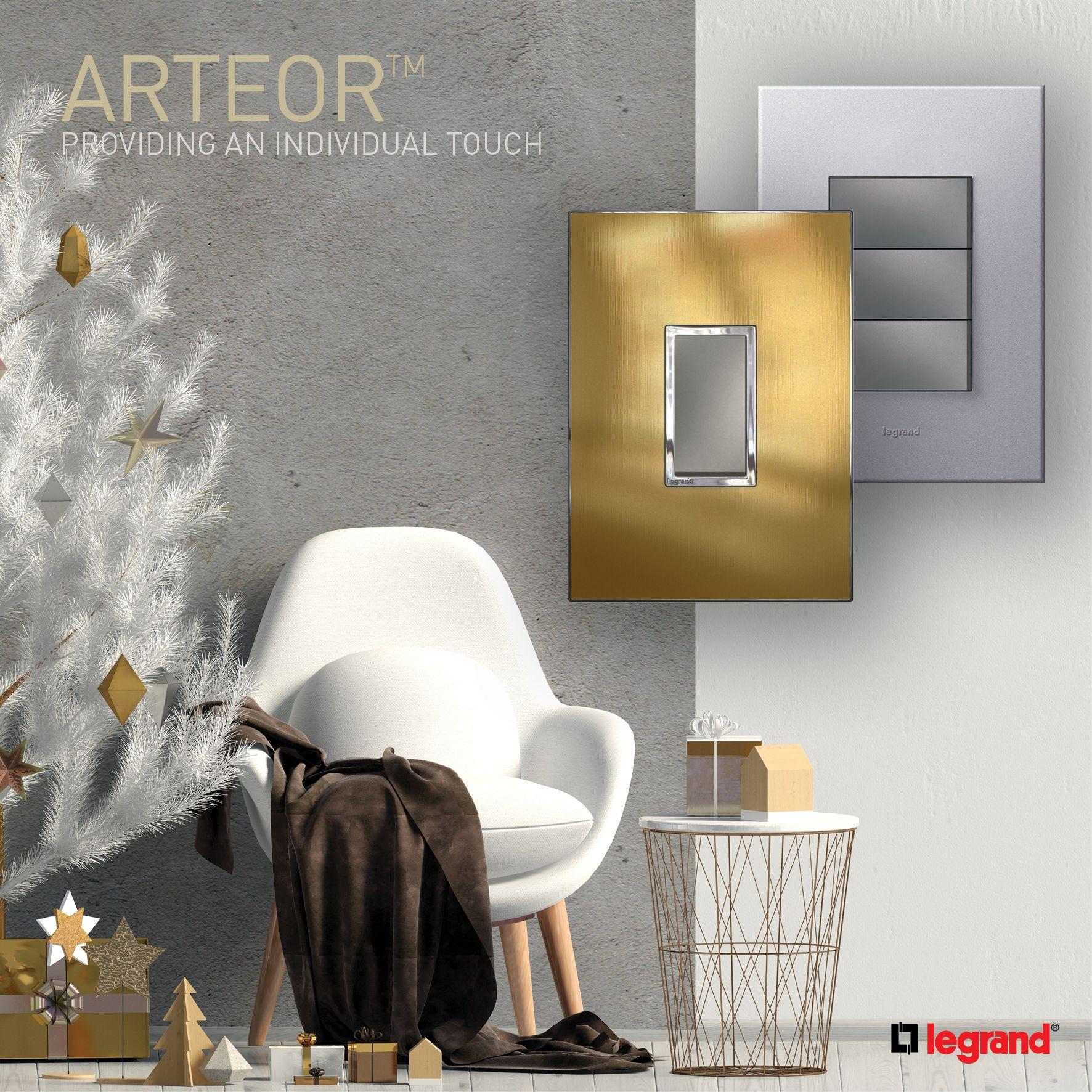 #Arteor #Legrand #switches #sockets #Christmas