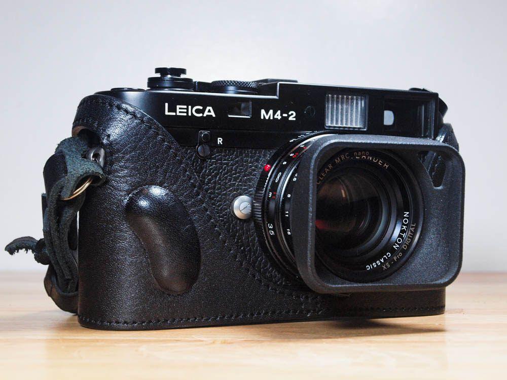 Leica M4-2 by @ESH of Flickr | กล้องถ่ายรูปวินเทจ | Pinterest
