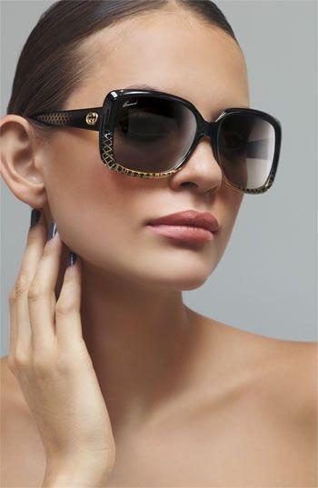 Gucci 56mm Sunglasses Nordstrom Fashion Sunglasses Discount Sunglasses Sunglasses