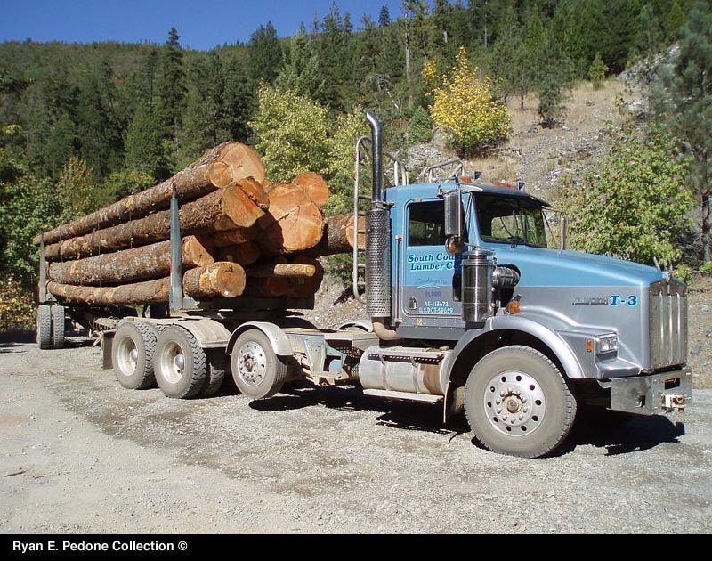 Kenworth - South Coast Lumber