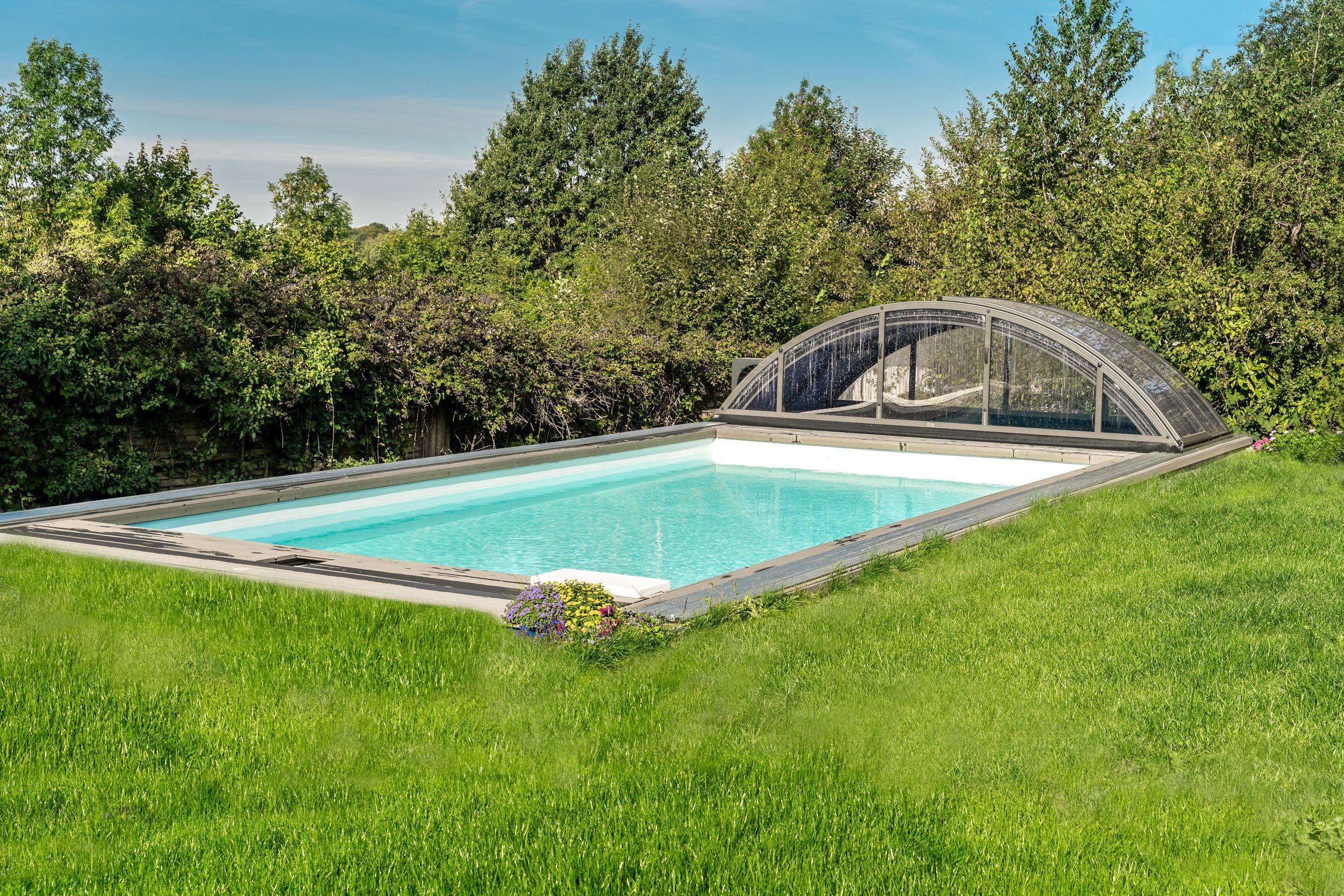 Isotherm Pool Pool Einbauen Pool Poolfolie
