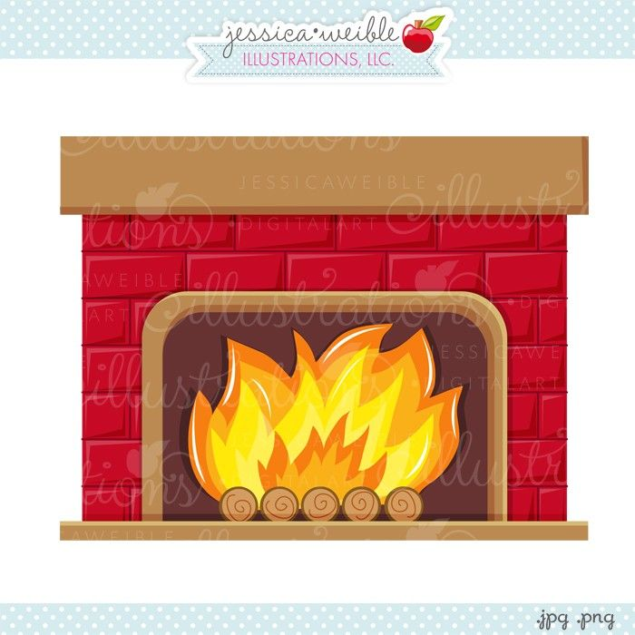 Fireplace Jw Illustrations Cute Christmas Fireplace Graphic Illustration Graphic Design Clipart C Office Christmas Christmas Musical Fireplace Drawing