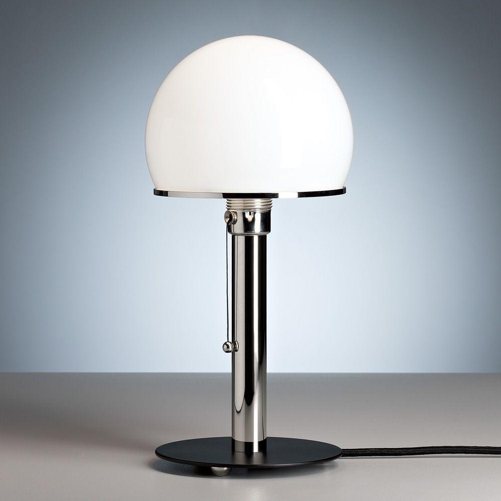 Tecnolumen Wagenfeld Lamp Google Search Wagenfeld Lampe Lampentisch Lampendesign