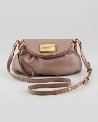 Most Beautiful Crossbody Bag Ever Marc By Jacobs Classic Q Natasha Mini Brown Neiman Marcus