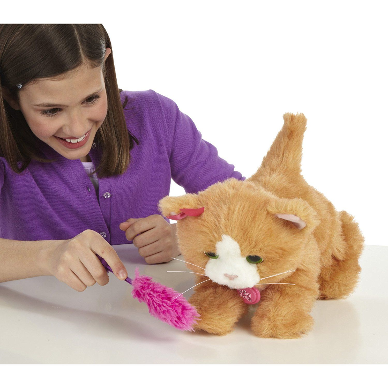 Best Gifts For 6 Year Old Girls In 2017 Itsybitsyfun Com In 2020 Fur Real Friends Cute Cats And Kittens Toys For Girls