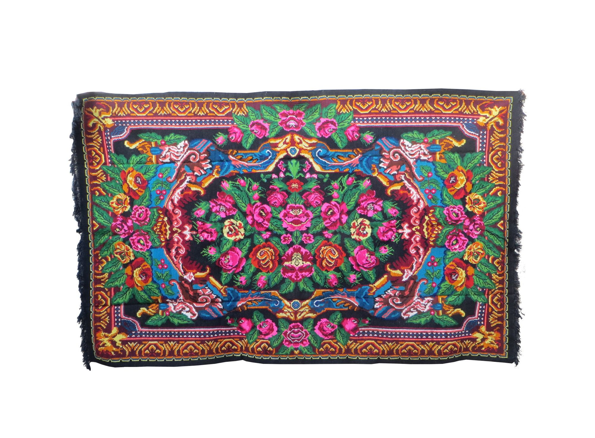 1 85x2 83m 6 01x9 3ft turkish rug black berber rug persian area