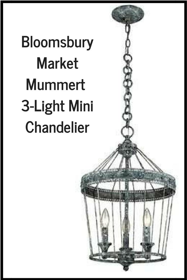 Bloomsbury Market Mummert 3 Light Mini Chandelier Ad