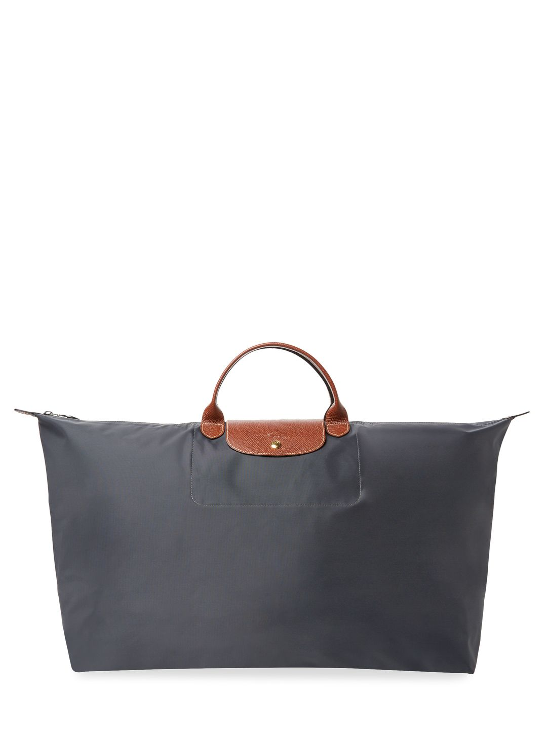 Longchamp Le Pliage Nylon Extra Large Travel Tote Bags Leather