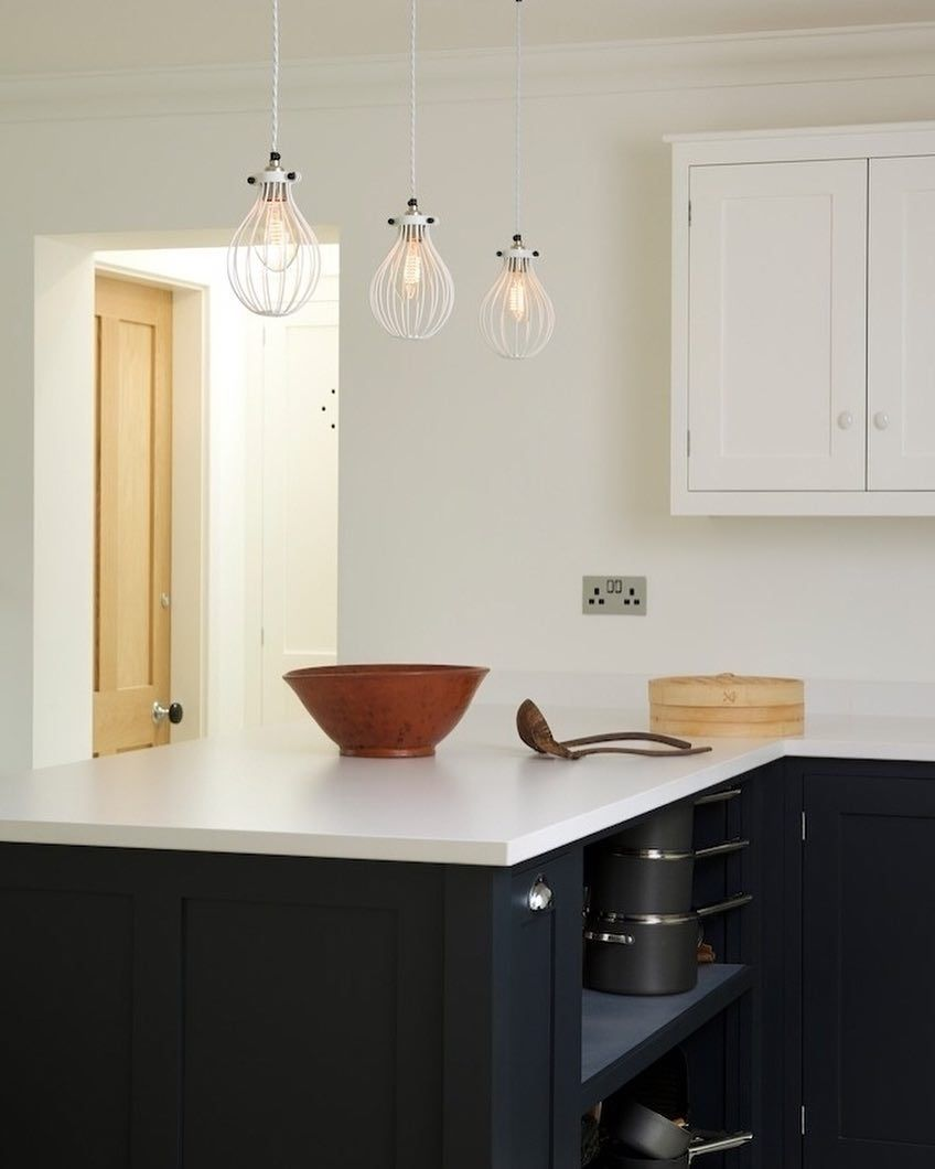 kitchen ambient lighting. The Staffordshire Shaker Kitchen By DeVOL Ambient Lighting