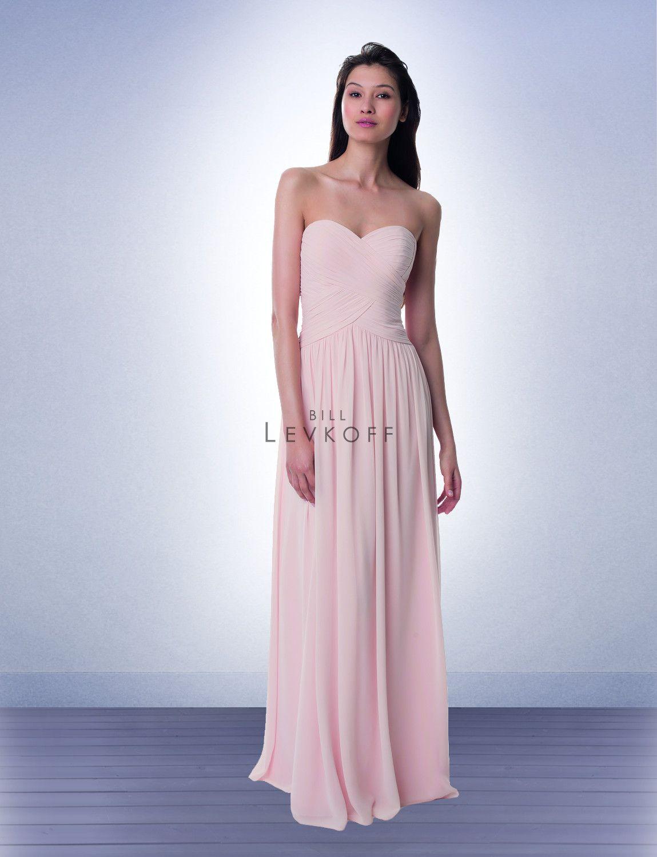 Bridesmaid Dress Style 982 - Bridesmaid Dresses by Bill Levkoff ...