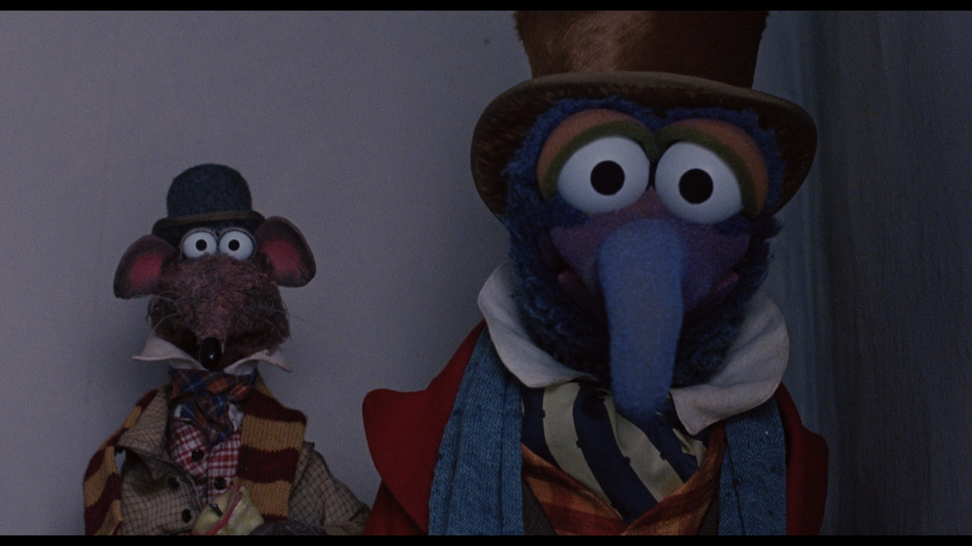 Gonzo and Rizzo | Disney The Muppet Christmas Carol | Pinterest