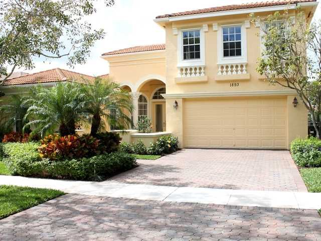 Here is a completely redone very clean custom built golf home with four beds and three baths