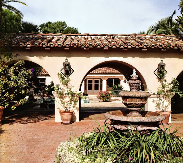 Spanish Colonial Architecture: Historic Spanish Colonial Rehabilitation By IS