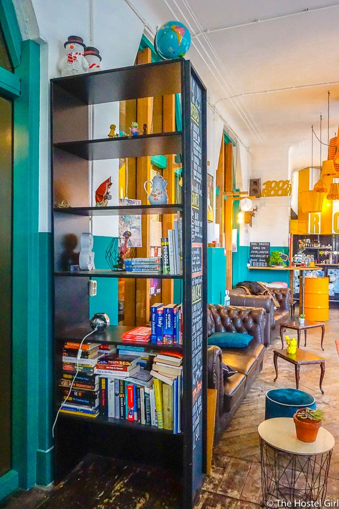 Review Hostel Room Rotterdam Beautiful Hostel Designs The