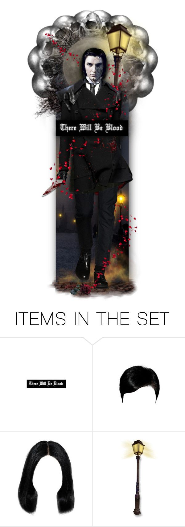 """""""Dorian Gray"""" by faylane ❤ liked on Polyvore featuring art"""