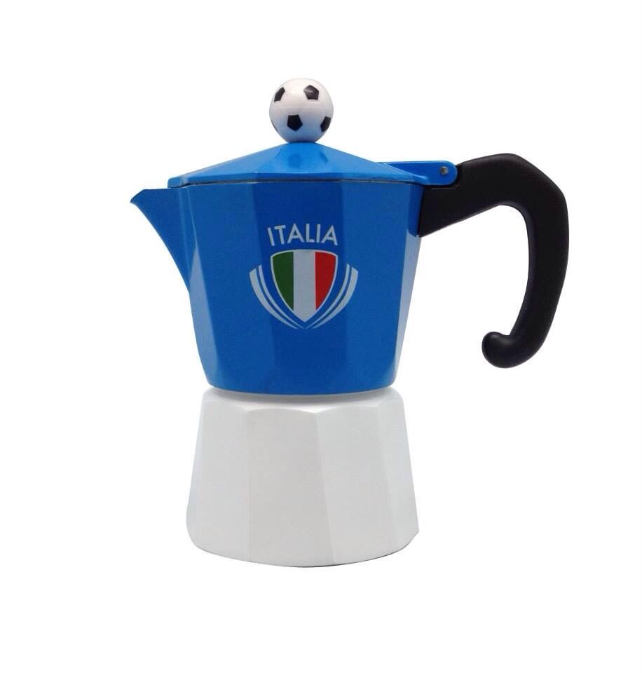 Caffettiera FIFA 2014 Brasile kasanova.it Stove top