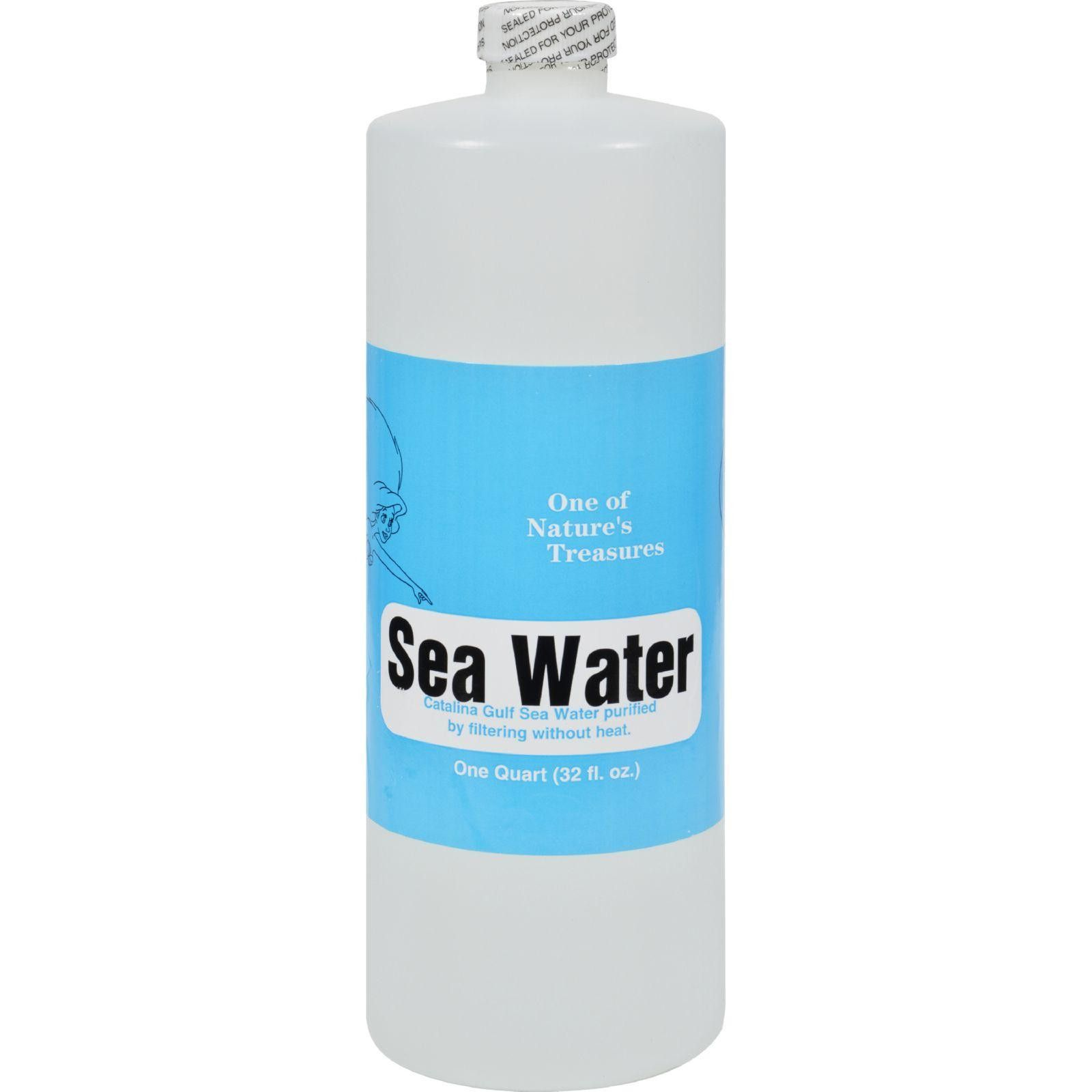 Natural Sources Sea Water 32 Oz