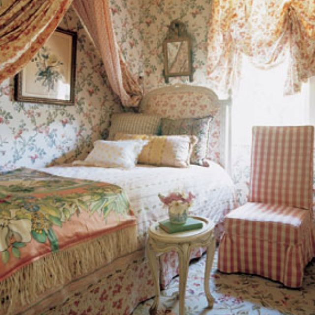 country bedroom. Charlotte Moss