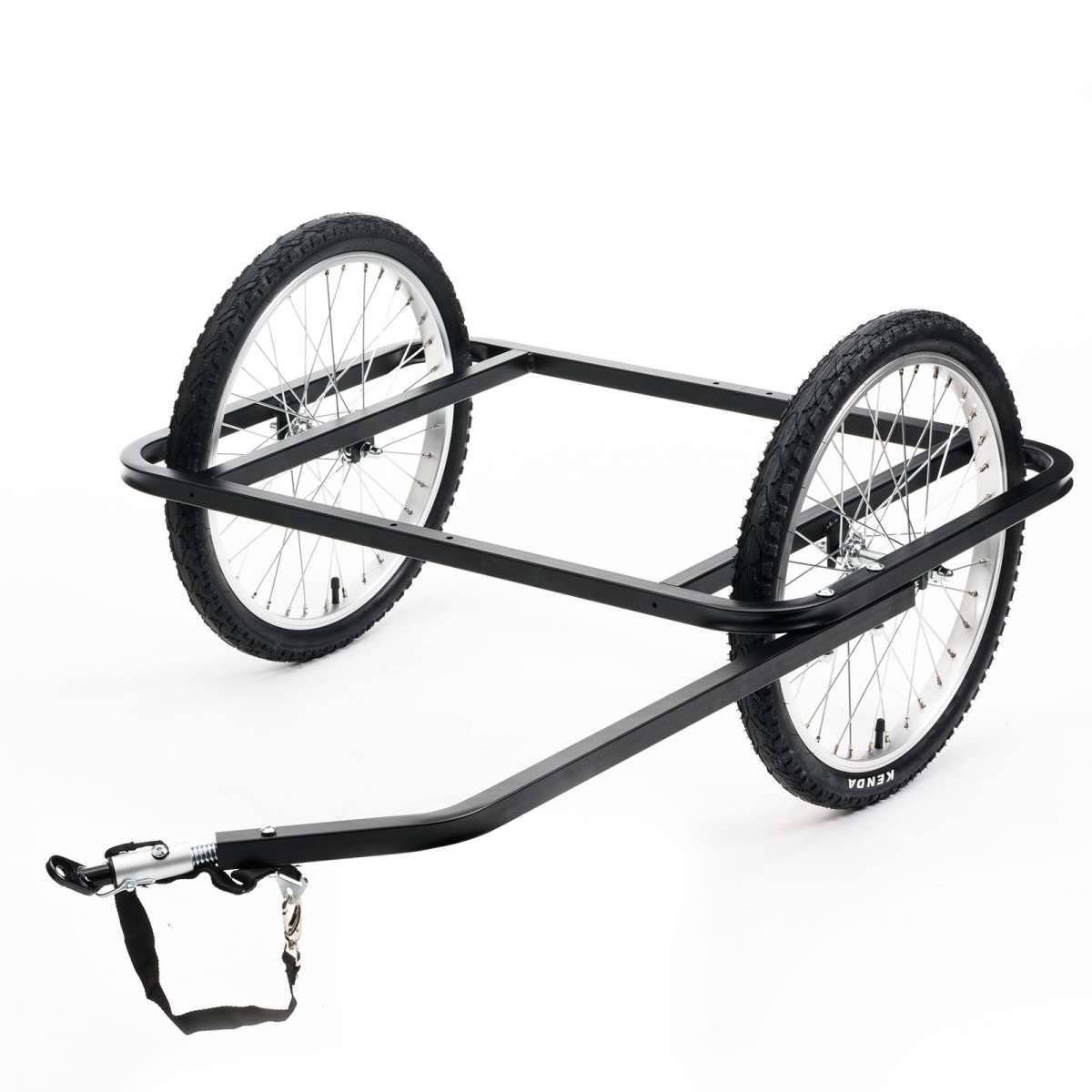 lastenanh nger bausatz mit tiefdeichsel cargo bikes pinterest. Black Bedroom Furniture Sets. Home Design Ideas