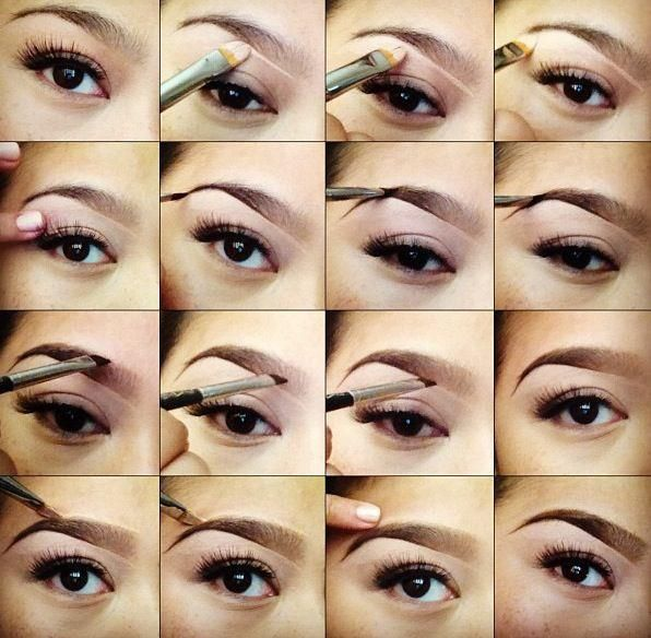 Pala Foxias Brow Tutorial Is Perfect Eyebrows Pinterest