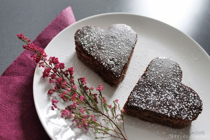 Mocha Hearts @ Shhh, it's a secret! - blog
