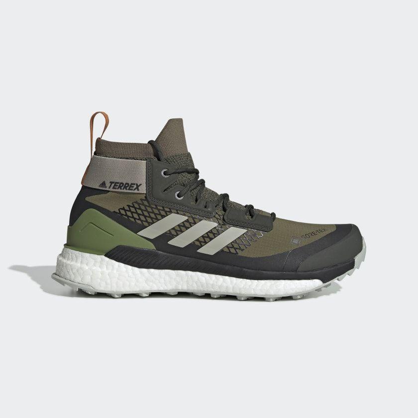 Terrex Free Hiker GTX Hiking Shoes Raw