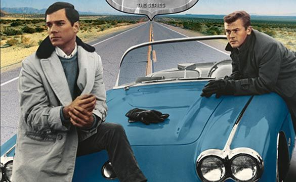 George Maharis And Martin Milner RIP In Route Will There Be A - Route 66 tv show car