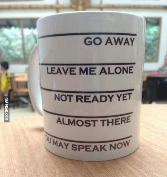 You may speak now