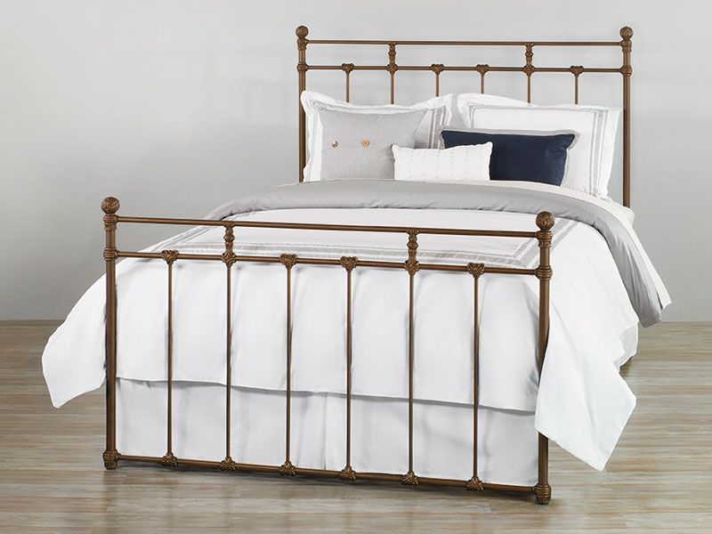 Sena Bed By Wesley Allen Bedrooms More Seattle Iron Bed Wesley Allen Iron Bed Furniture