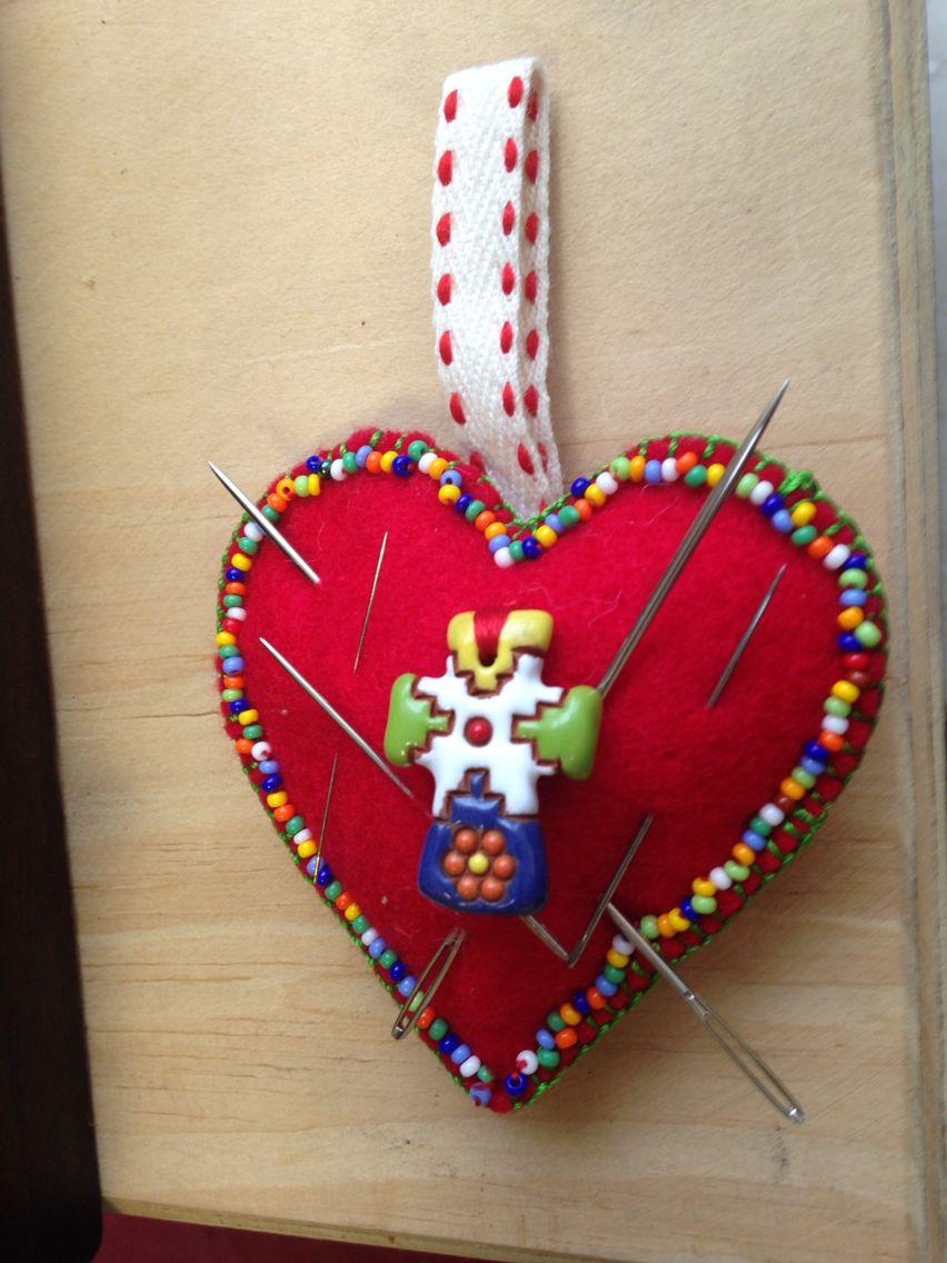 Mi hermana Maria E, le dan buen uso a este regalito hecho con amor!