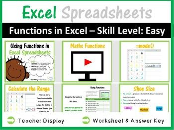 Microsoft Excel Spreadsheets - The Ultimate Bundle (Lifetime