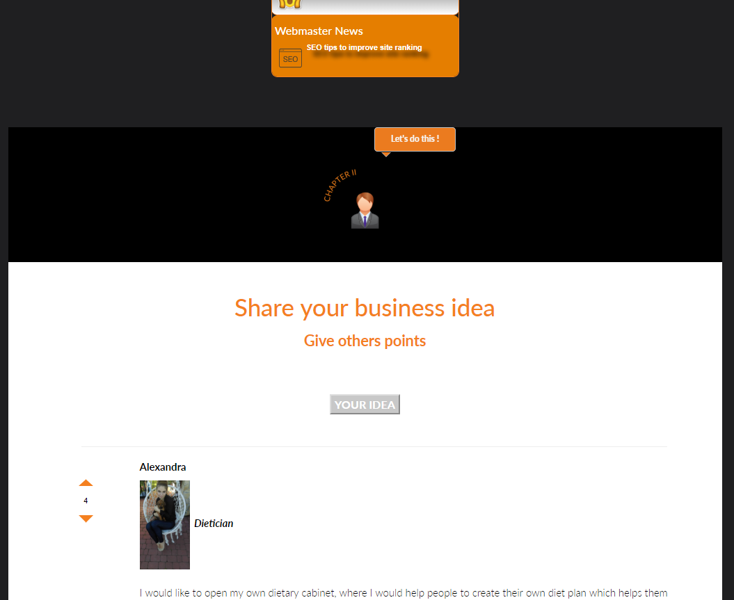 Whose Business Idea Is The Best One Share Business Ideas
