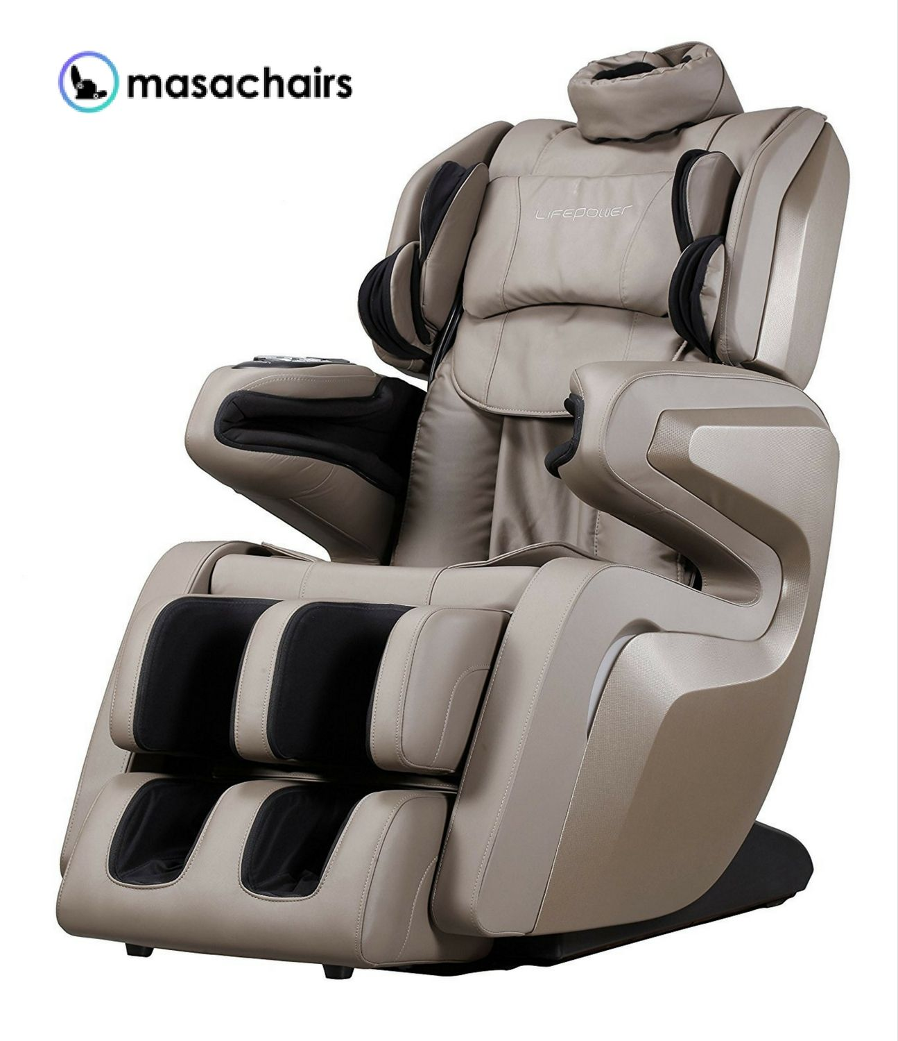 Fujita KN9005 Massage Chair Review Genius 3D Full Body