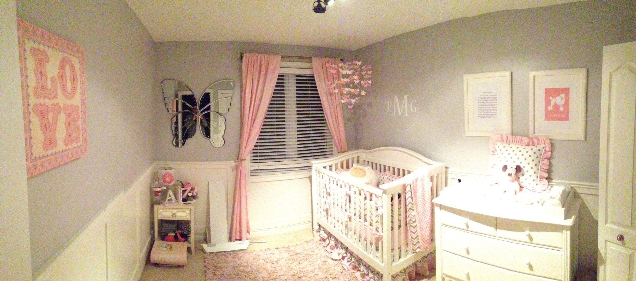 Like the paint color nursery baby nursery e girl nursery - Cameretta neonato idee ...