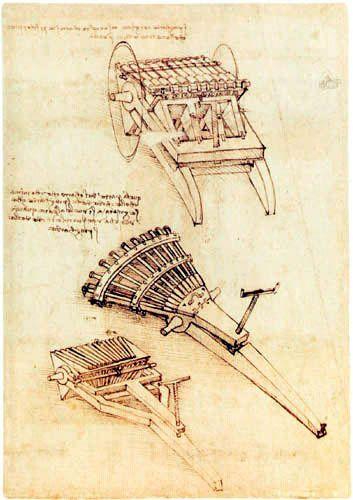 Trabajos de tecnología: Leonardo Da Vinci | Patrimonio gráfico de ...