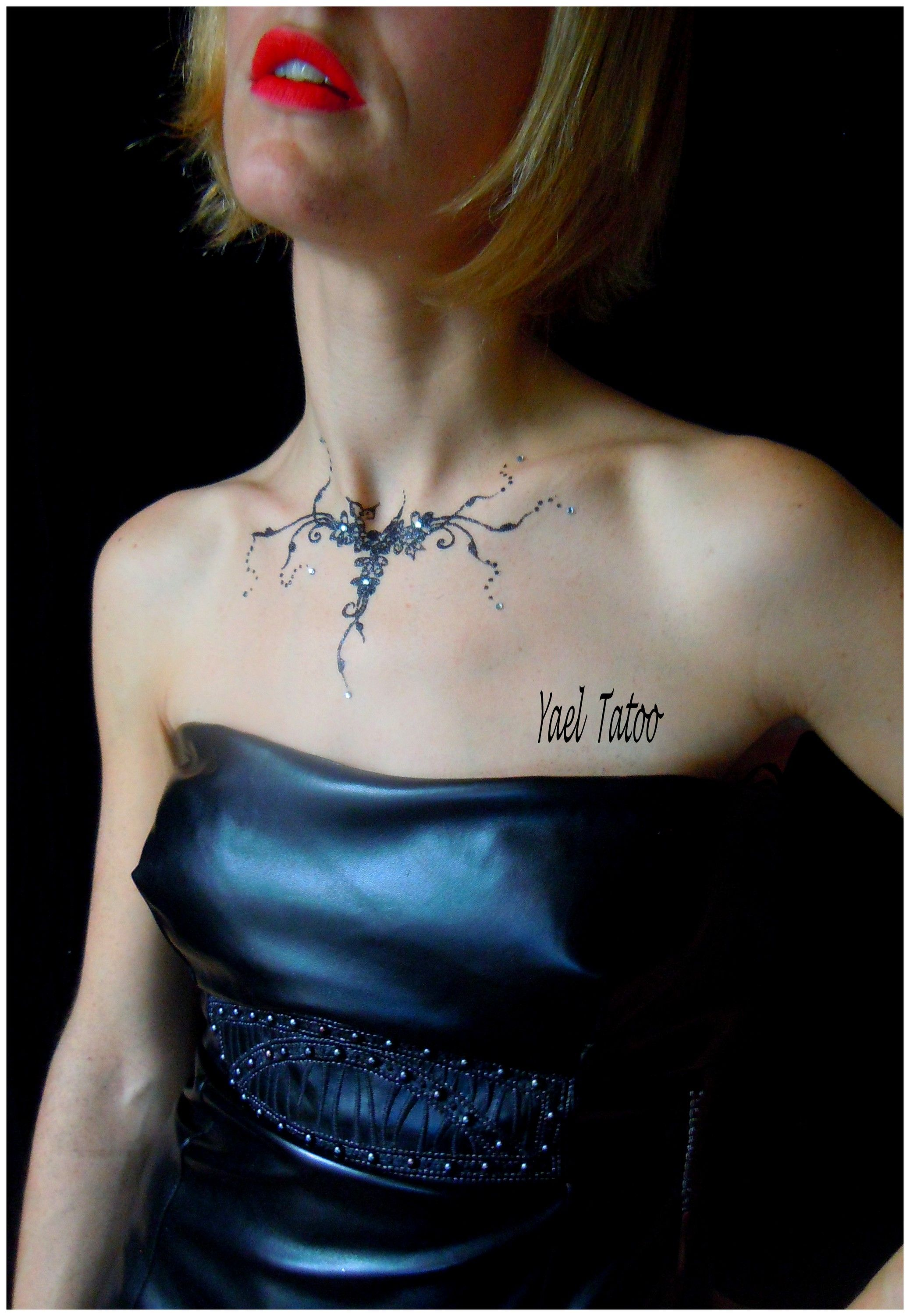 Tattoo Lightning: a beautiful figure on the body or an ancient amulet