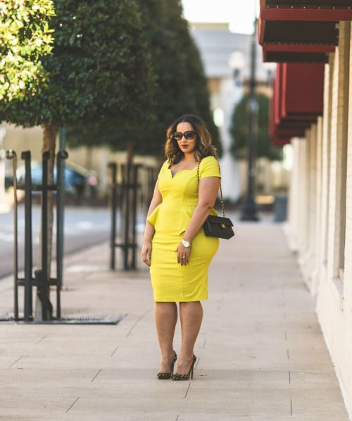 POWER TO THE PEPLUM So Spring has officially sprung and I...