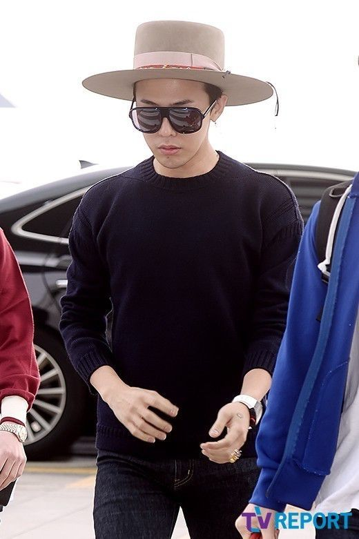 GD - Incheon Airport (141024)