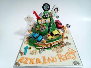 Pin Di 3d Cakes Kue Ulang Tahun 3d