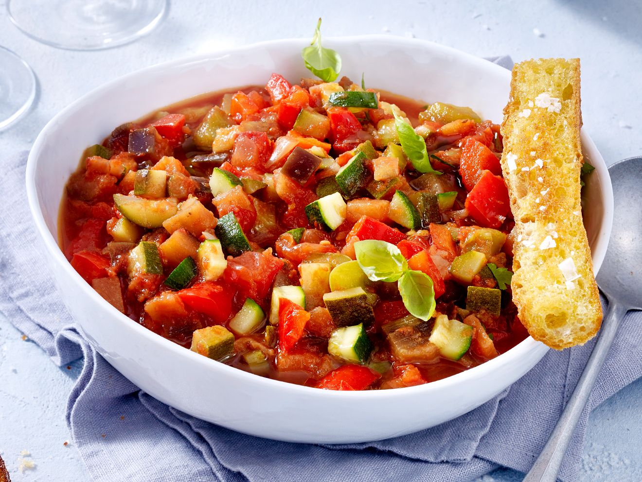 Klassisches Ratatouille - Original-Rezept | LECKER #mexicanfoodrecipes